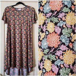 Carly lularoe dress XS EUC  floral